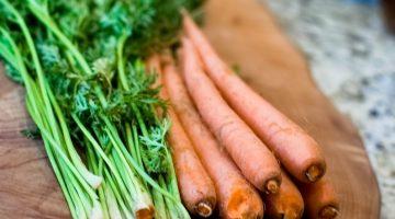 Keep Your Carrots Fresh